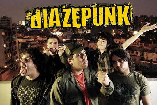 discografia completa de diazepunk